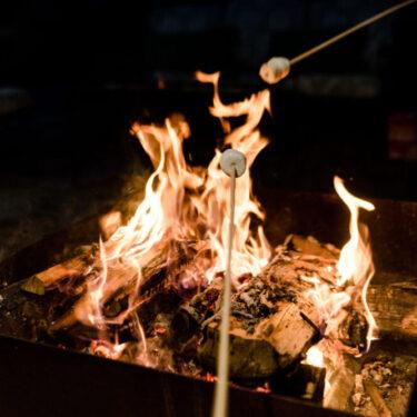 Smores Over Fire