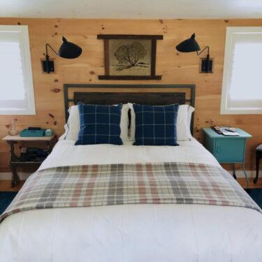 Bedroom in The Pines