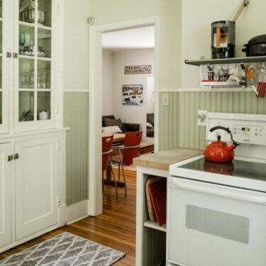 Stone Cottage Kitchen